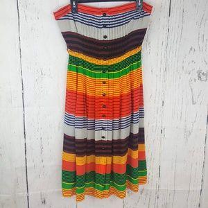 Plenty by Tracy Reese Silk Strapless Dress #297
